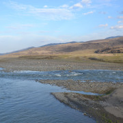 River in Khashuri